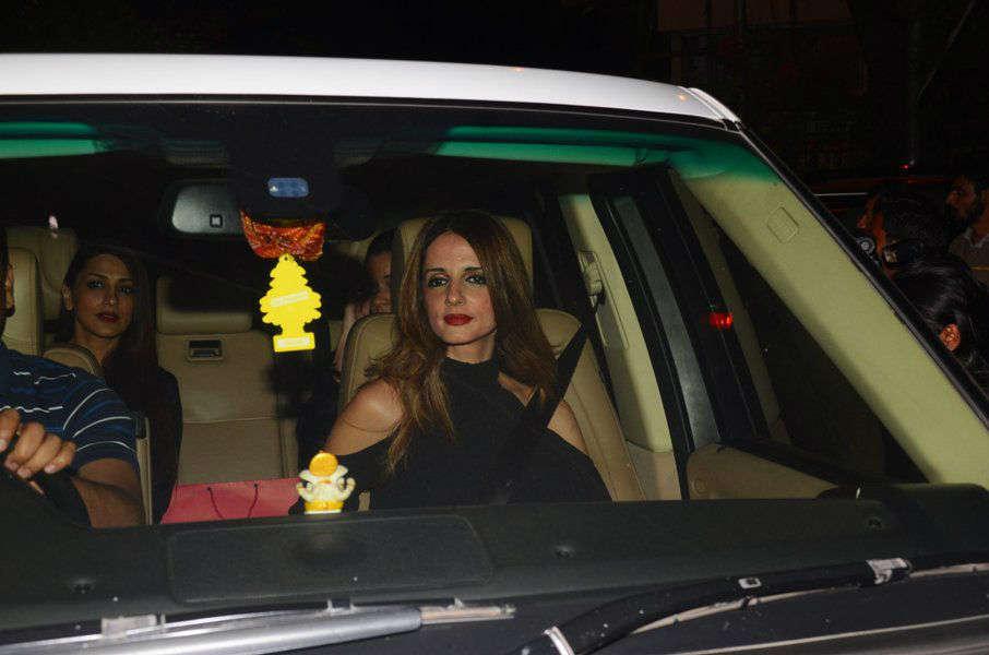 Karan Johar hosts party for Christian Louboutin