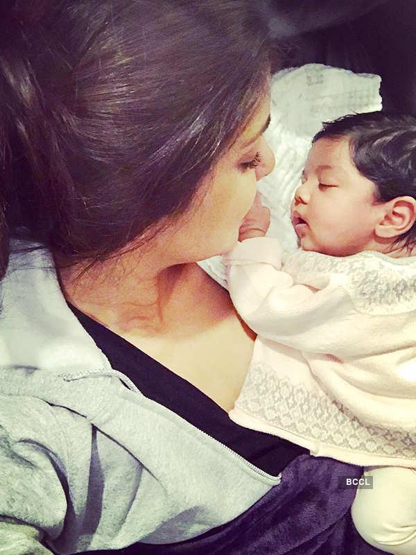 Priyanka Chopra's 'aww' moments with her niece!