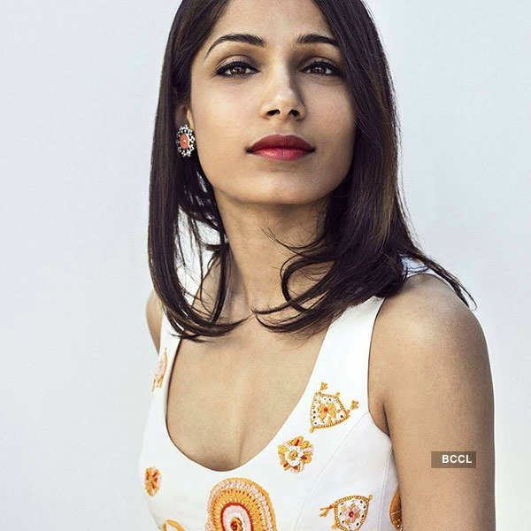 Freida Pinto reveals why she split with Dev Patel