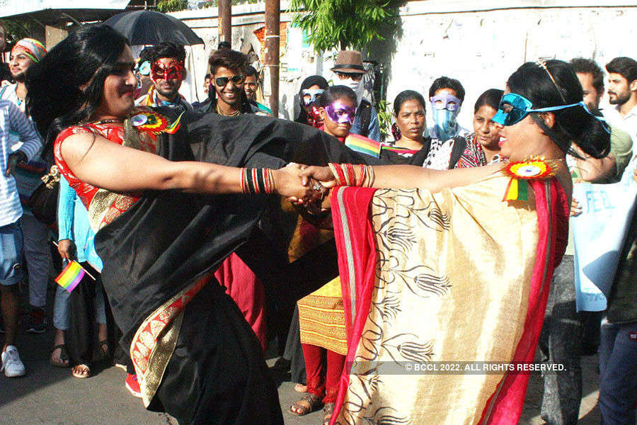 Lucknow celebrates its first ever queer pride parade