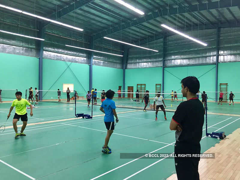 Academy where India's badminton champions are made...