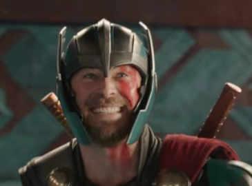 Thor: Ragnarok- Official teaser trailer