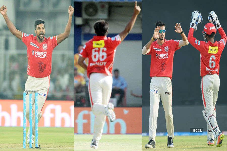 In pics: Kings XI vs RCB IPL match highlights