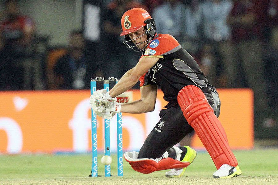 In pics: Kings XI vs RCB IPL match highlights