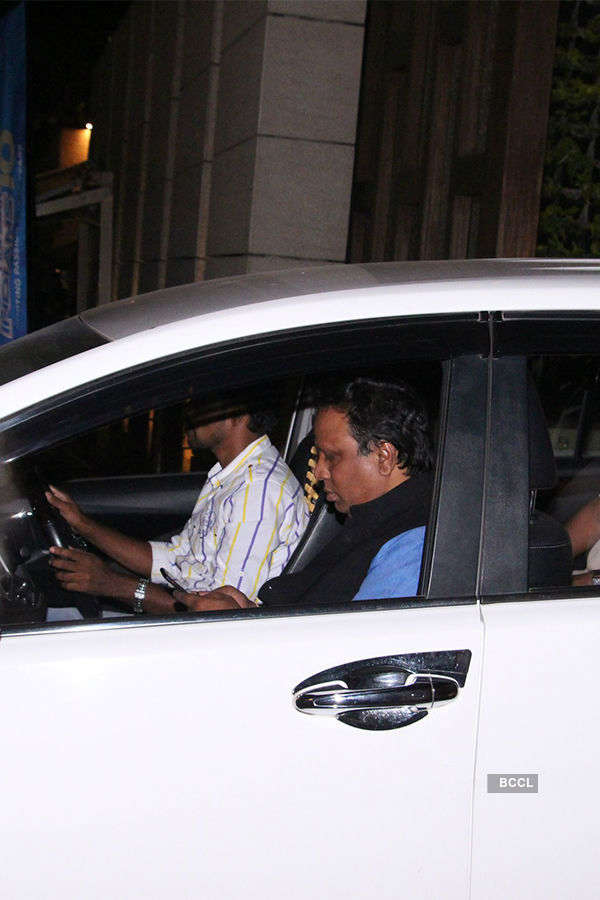 Stars attend Anant Ambani's birthday party at Antilia