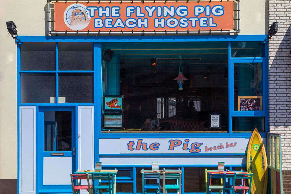 The Flying Pig Hostel Amsterdam – Uptown