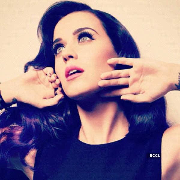 It seems grace is Katy Perry's USP