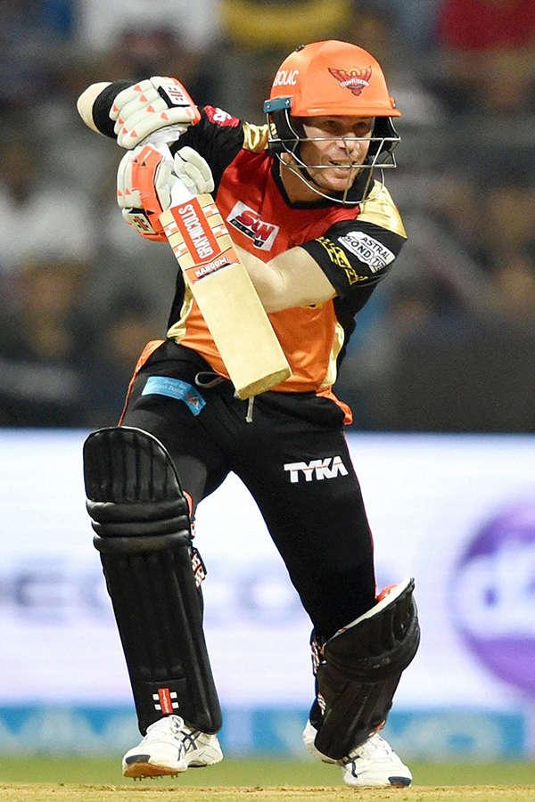 In pics: MI vs SRH IPL match highlights