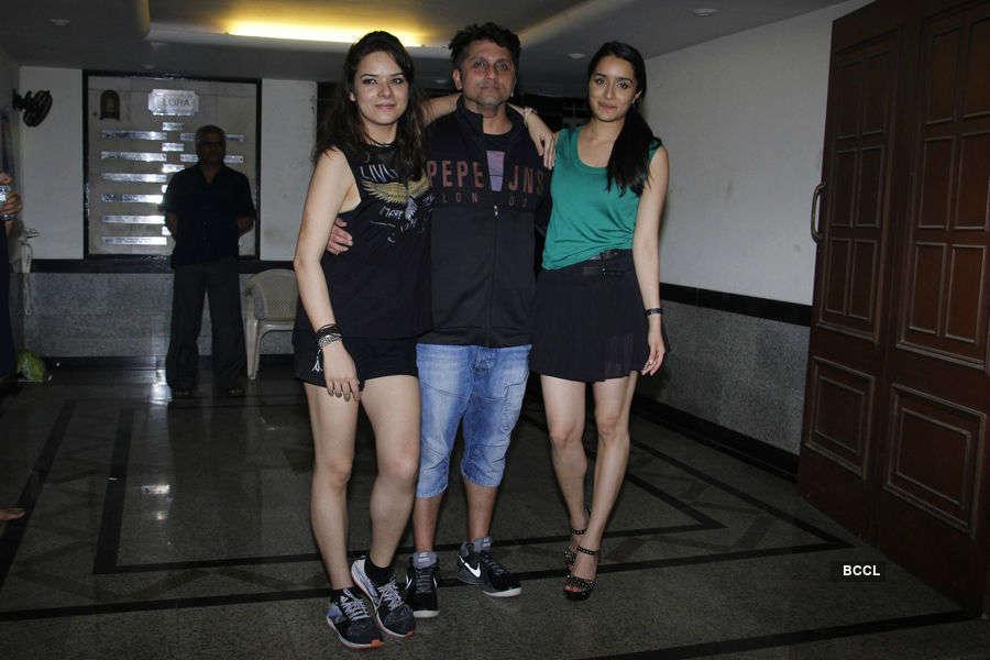 Stars at Mohit Suri's Birthday Bash