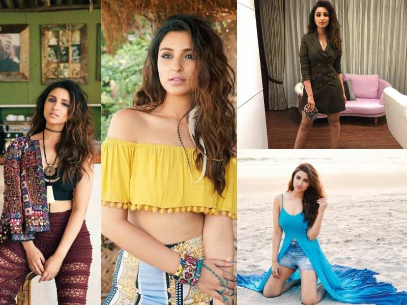 Parineeti Chopra's most stylish Instagram pictures