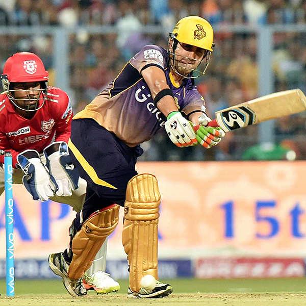 In pics: KKR vs KXIP IPL match highlights