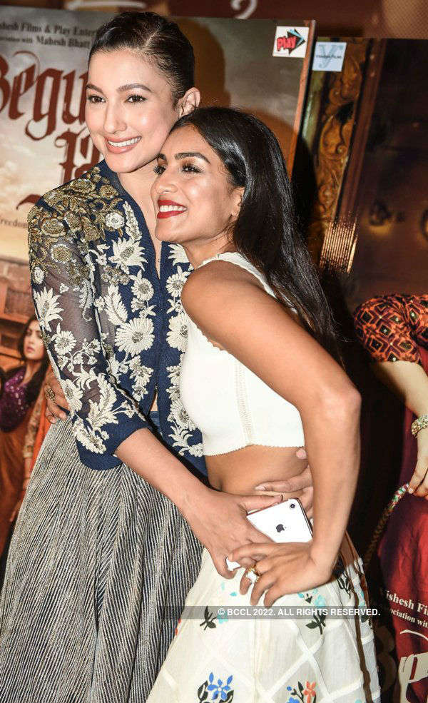 Begum Jaan: Premiere