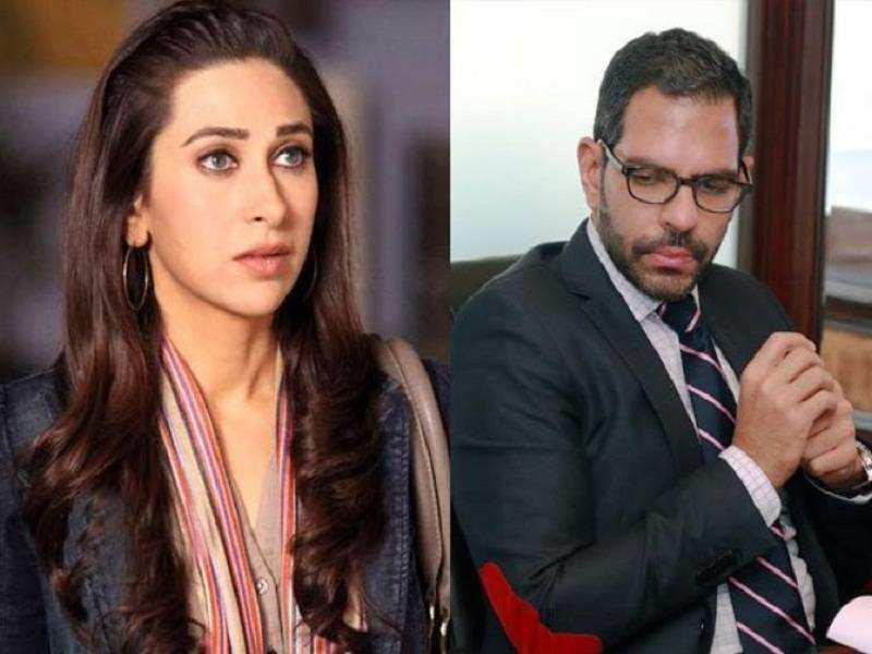 Karisma Kapoor's ex-husband Sunjay Kapur gets hitched