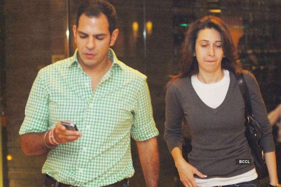 Karisma Kapoor's ex-hushand Sunjay Kapur marries Priya Sachdev
