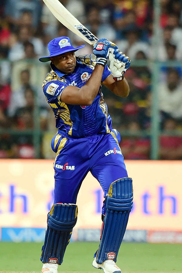 In pics: MI vs RCB IPL match highlights