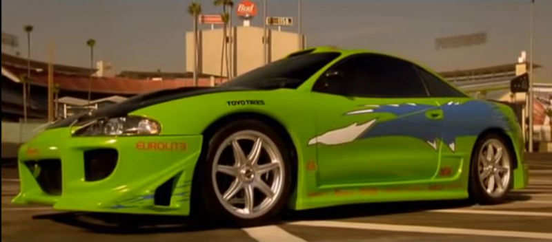 20 Most Iconic Cars From The Fast And The Furious Series The