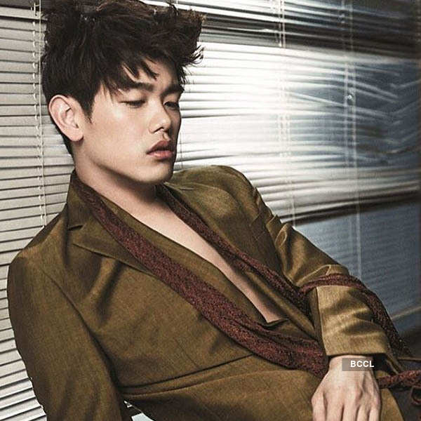 Eric Nam in forbes list