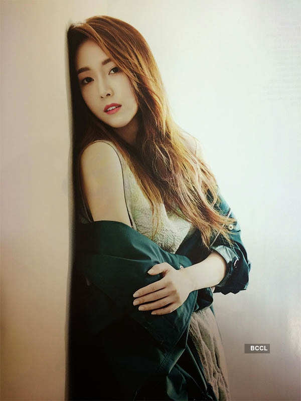Jessica Jung in forbes list