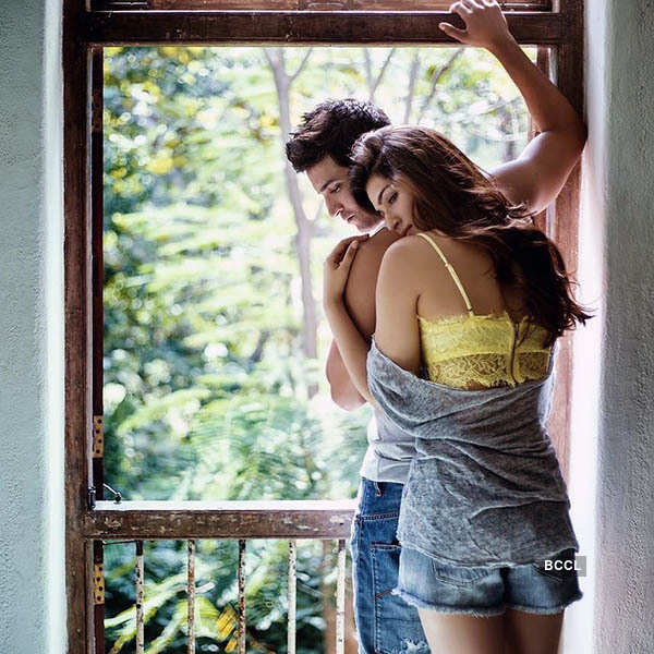 Kriti Sanon goes topless for Dabboo Ratnani's 2018 calendar