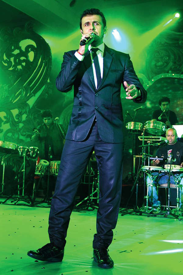 Sonu Nigam calls azaan 'forced religiousness'
