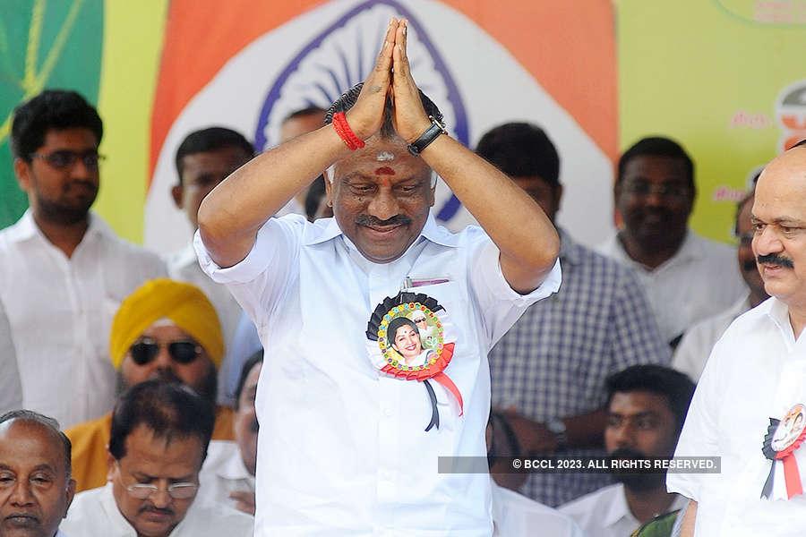 Sasikala, Dinakaran ouster first victory, says Panneerselvam