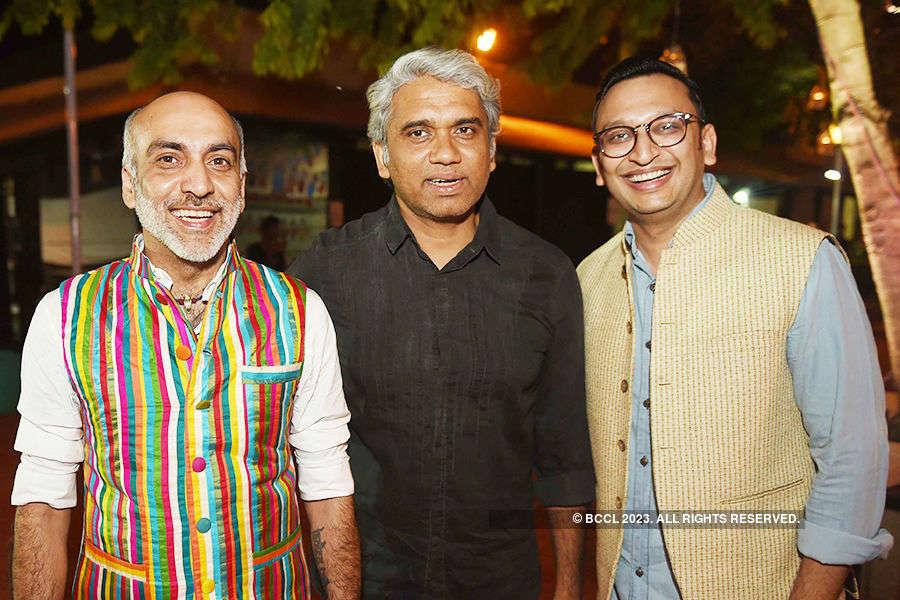 Textiles India 2017: Curtain-raiser party