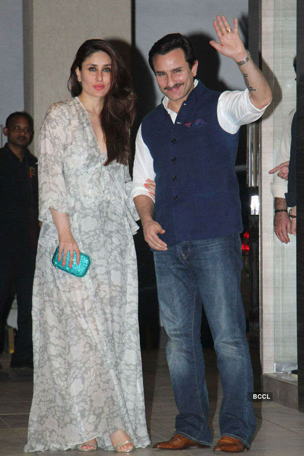 Babita Kapoor's Birthday Party