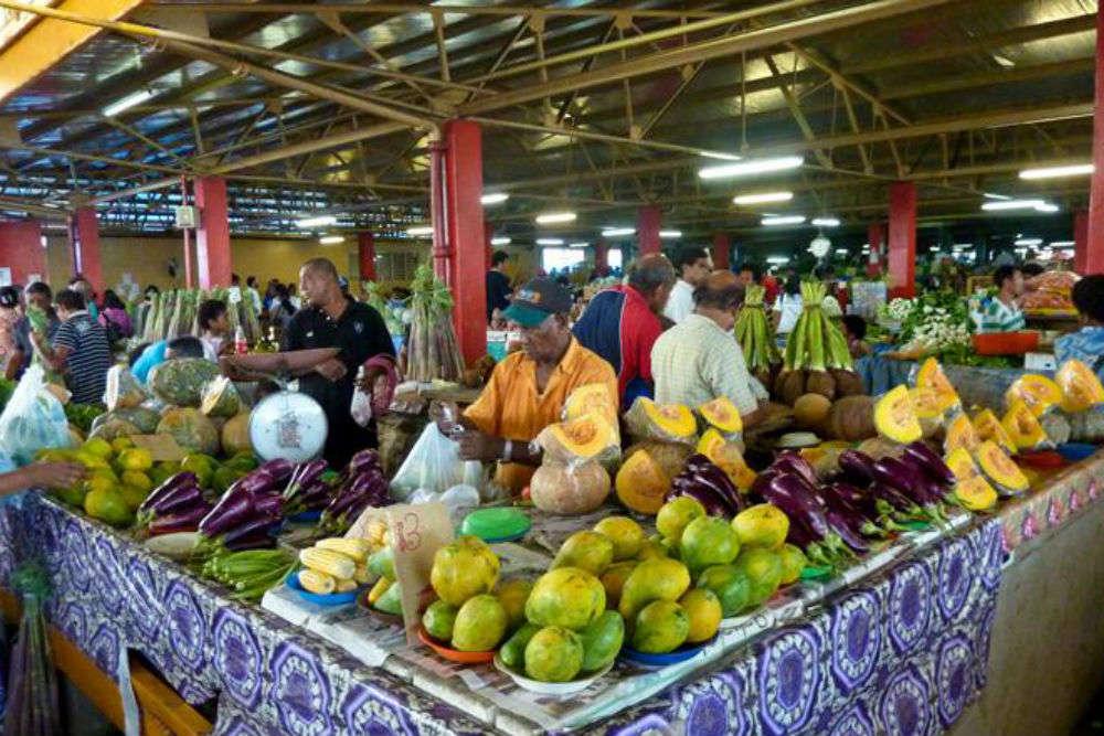Nadi Produce Markets