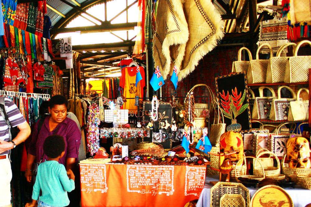 Suva Flea Market