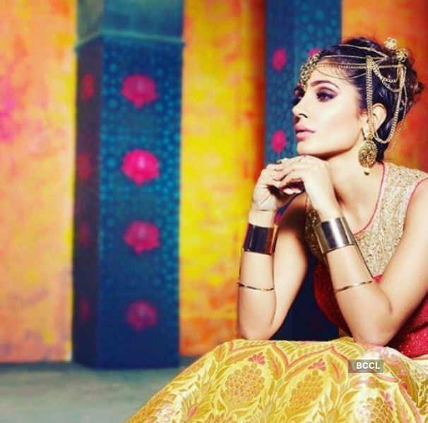 Bridal looks of Alankrita Sahai