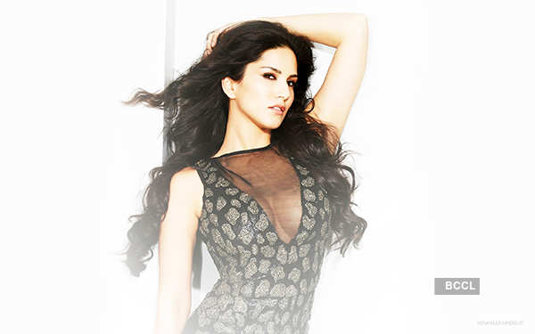 Go ahead, raise voice against me, says Sunny Leone