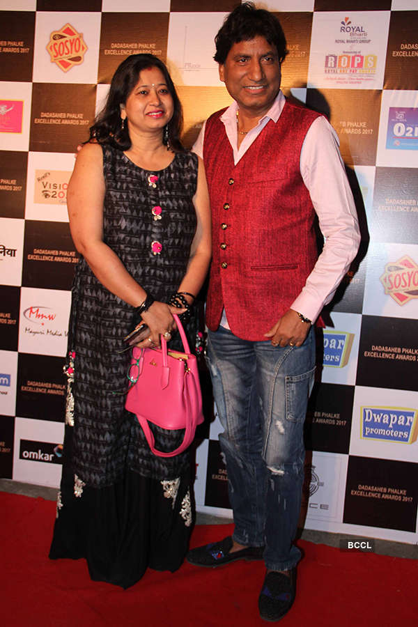 Dadasaheb Phalke Excellence Awards 2017