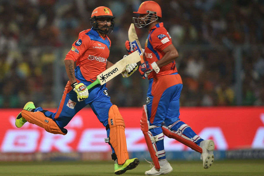 In pics: GL vs KKR IPL match highlights