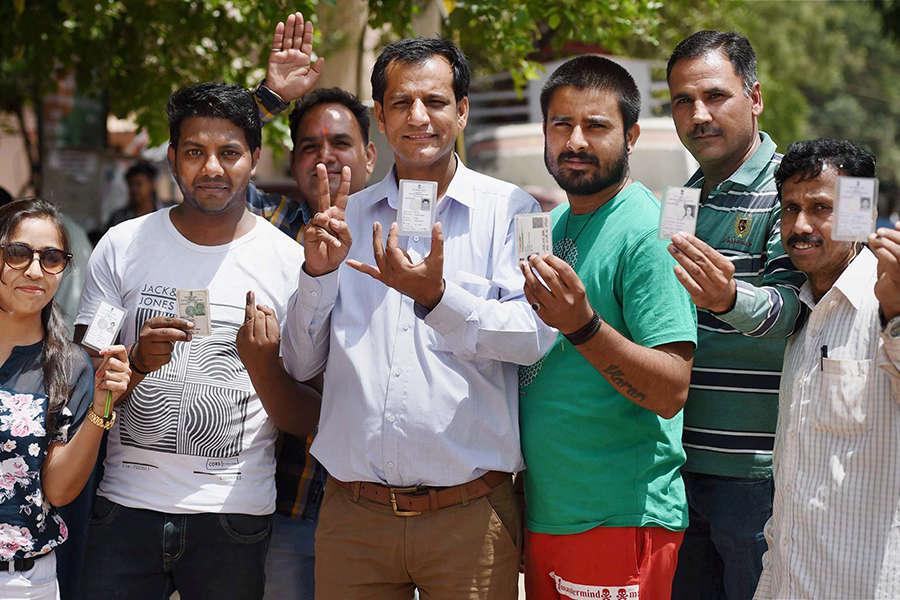 MCD Elections 2017: Delhi votes to pick new municipal body