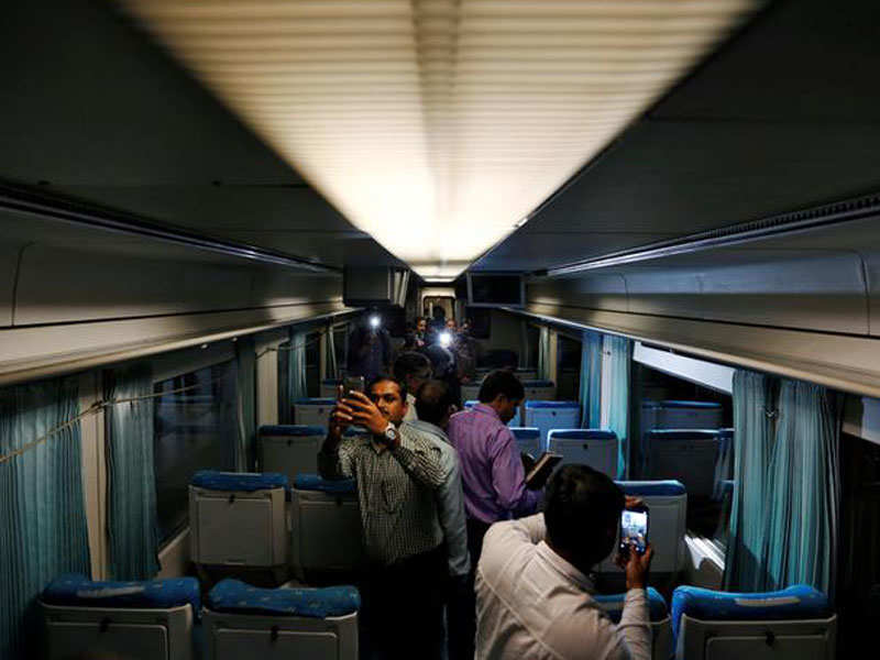 Double-decker overnight AC train to be launched in July | India News