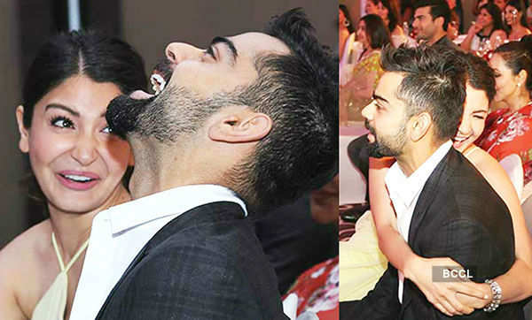 Anushka, Virat's cute PDA moment on social media goes viral