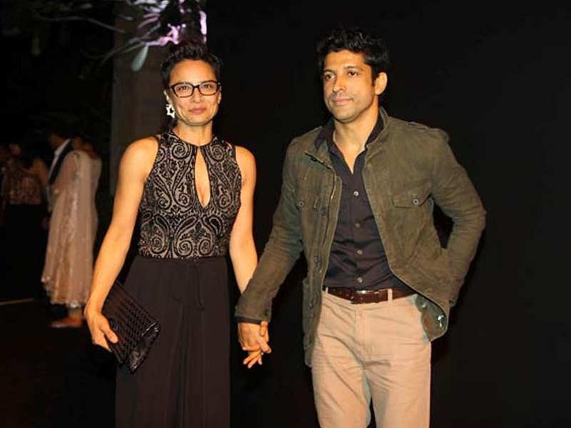 Farhan Akhtar and Adhuna Bhabani granted divorce