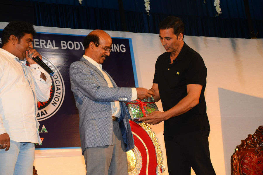 Akshay Kumar at an event