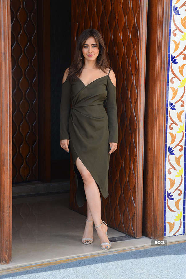 Neha Sharma launches her official app