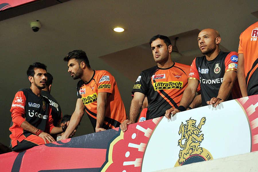In pics: RCB vs SRH IPL match highlights