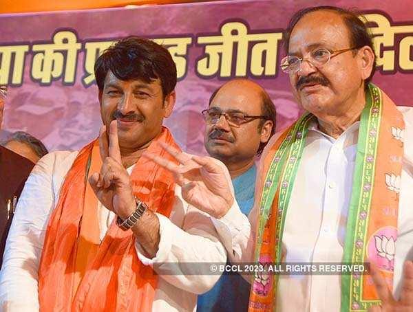 MCD election 2017: Manoj Tiwari passes litmus test