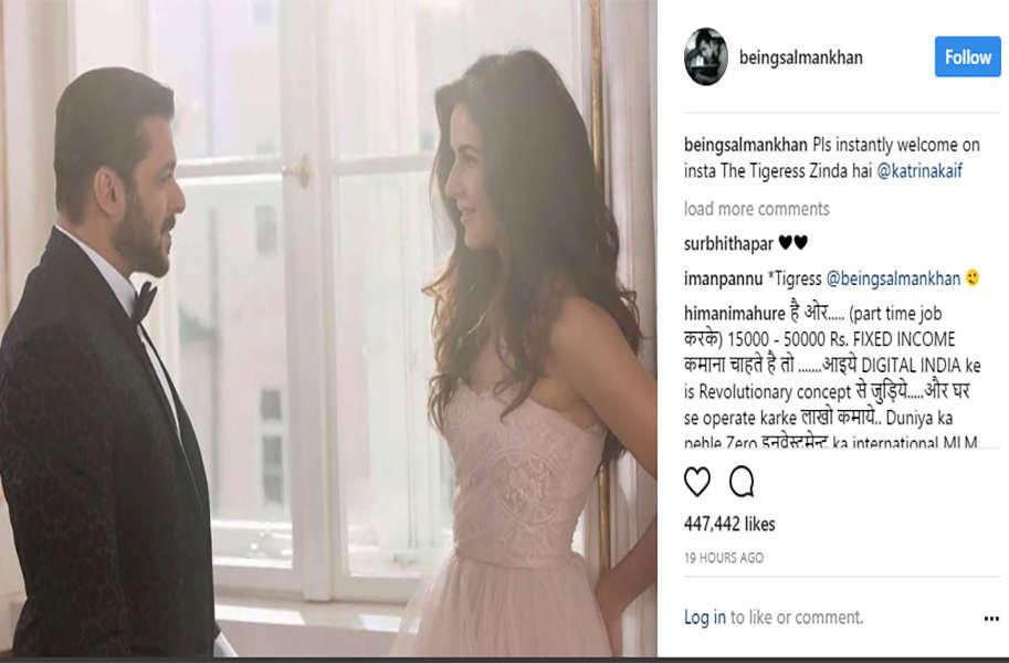 Katrina Kaif and Ranbir Kapoor bond on the sets of Jagga Jasoos