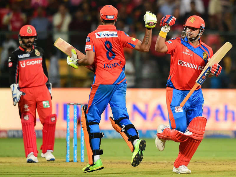 In pics: RCB vs GL IPL match highlights