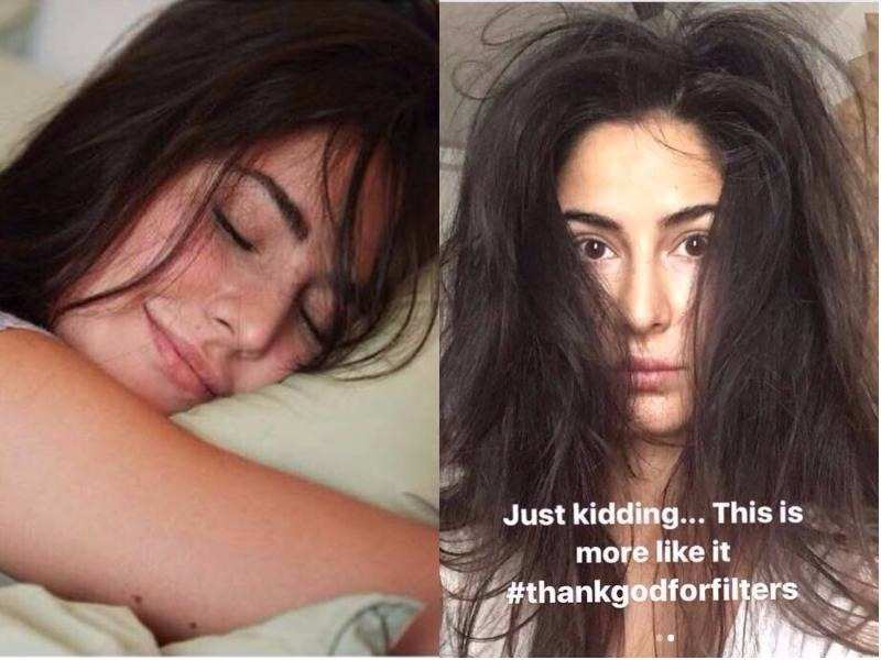 Pics: You don't want to miss out on Katrina Kaif's out-of-bed look