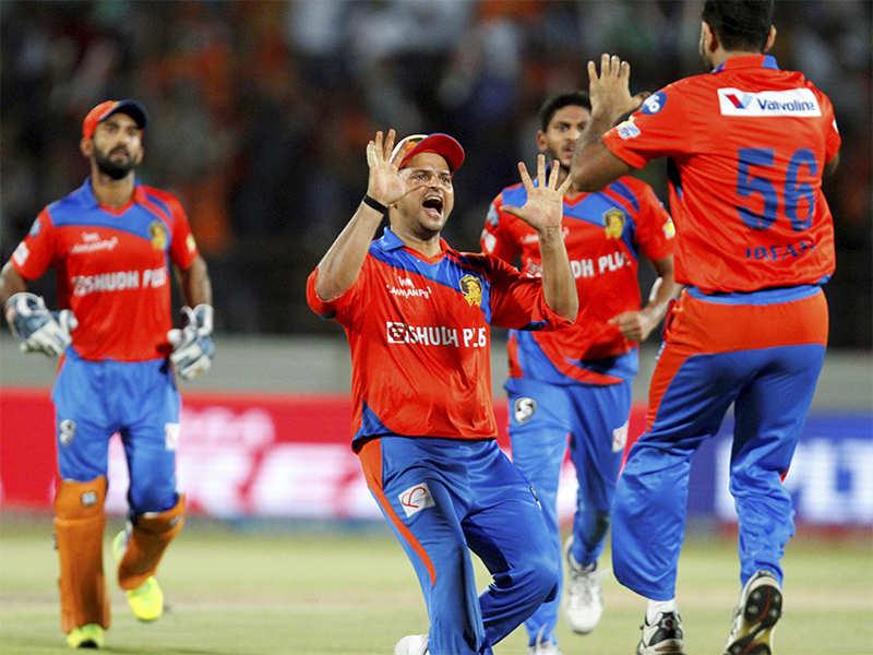 In pics: GL vs MI IPL match highlights