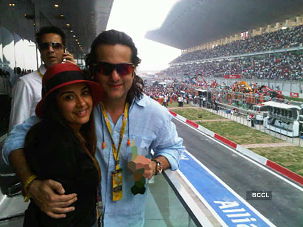 Fardeen Khan soon to become daddy again