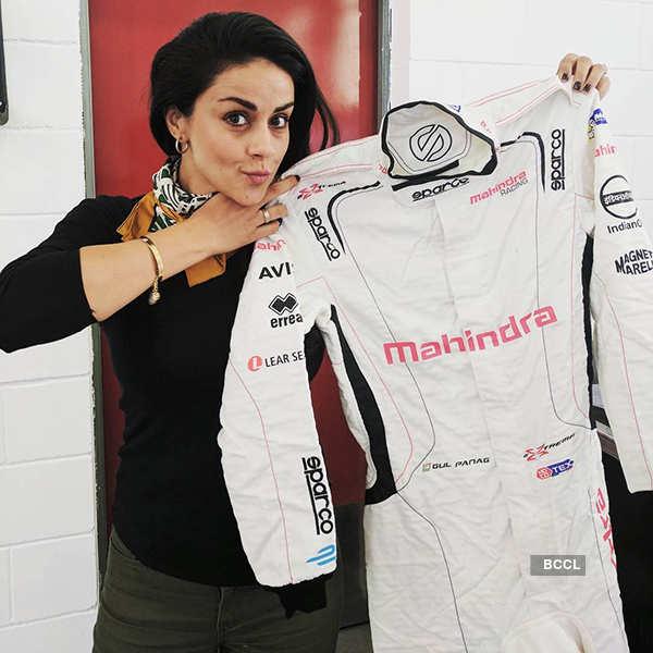 Gul Panag becomes first Indian woman to drive Formula E racing car