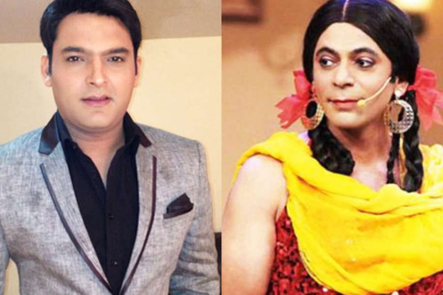 Sunil Grover, Ali Asgar, Sugandha Mishra reunite for their new show 'Dan Dana Dan'