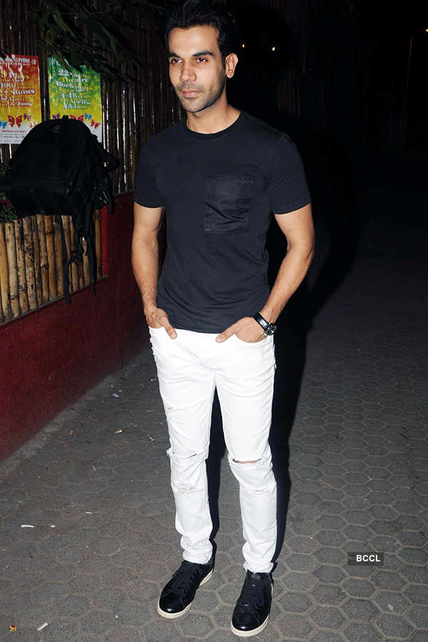 Celebs attend Hansal Mehta's party
