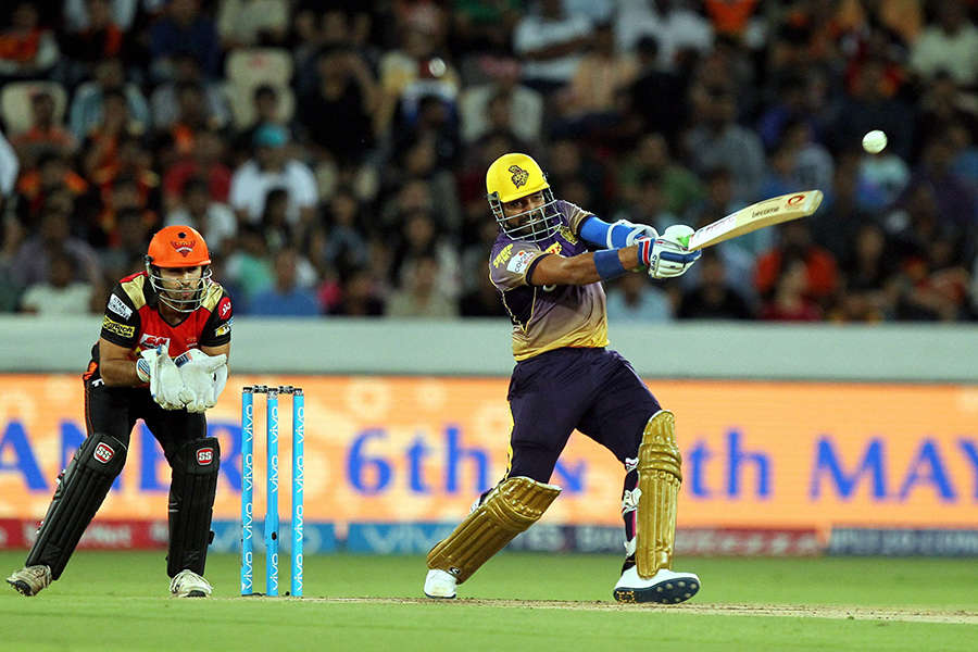 In pics: SRH vs KKR IPL match highlights